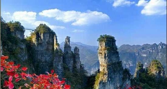 宜昌柴埠溪風景區圖片